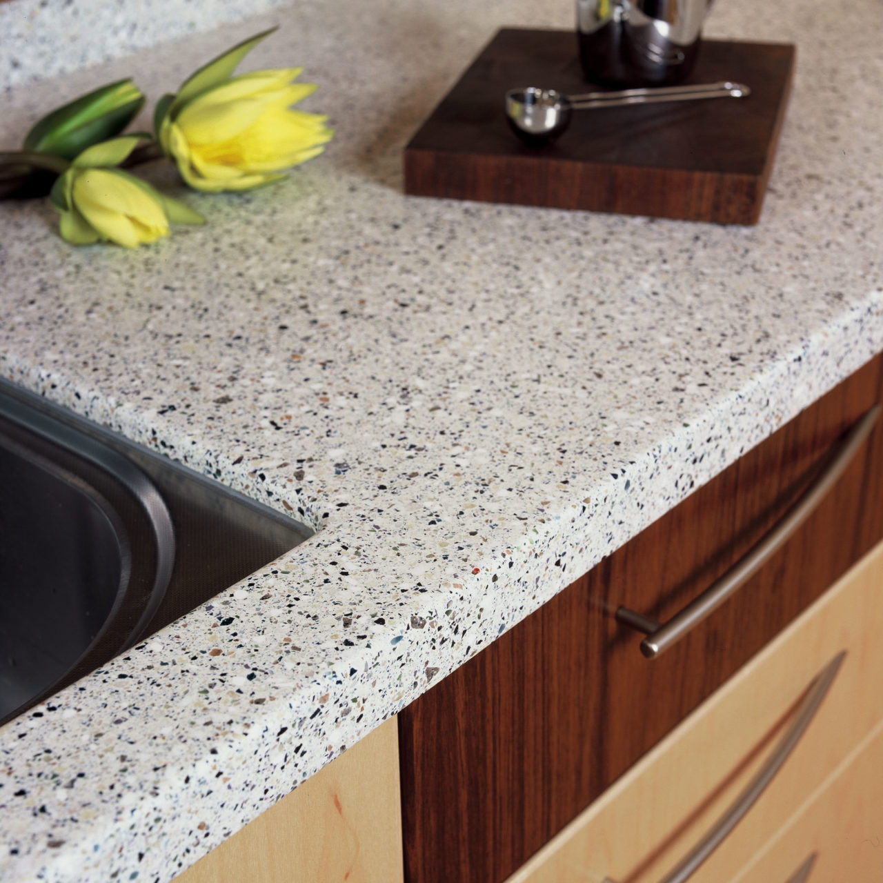 Solid Surface for Kitchen Countertops